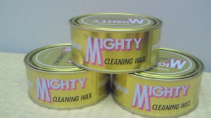 mighty cleaning wax